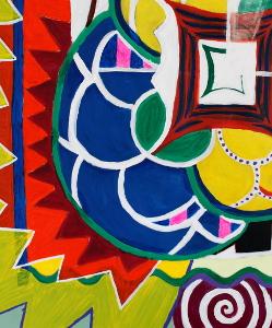 Farvernes psykologi - Anette Ploug Kunst